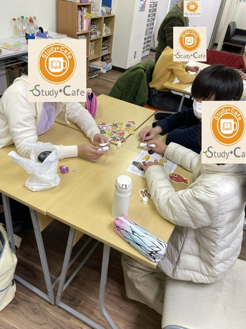 Study*Cafe千種(学習支援型・放課後等デイサービス)/1/8のプログラム 「季節プログラム:お節料理を学ぼう」