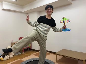 ぐろーす 豊平/佐藤裕也(児童指導員)